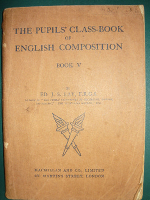 The Pupil's Classbook of English Composition; Macmillan and Co. P/L; 2010.109