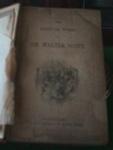 Poetical Works of Sir Walter Scott,; William P. Nimmo; 329.000