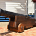 Naval 6-pounder cannon; 009.012