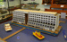 Model of John Brewer floating hotel; Unknown; 992.202