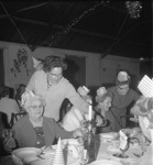 Christmas Party at the Devon.; 1965