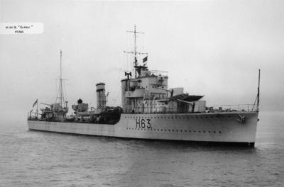 HMS GIPSY