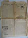 Linking the East and West: The Story of Great Work; The Press; August 1923; A.00128
