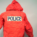 Police Task Force Raincoat; Bradsport; 1970's +