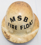 Fireman's helmet ; 2009.79