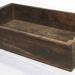 Wooden drawer. Small metal handle on front.; 2019.10