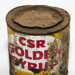 CSR golden syrup can. ; 2019.7