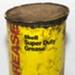 Shell super duty grease. 2.5kg.  ; The Shell Company of Australia Ltd; 2019.9