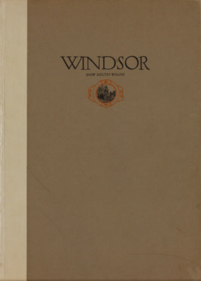 Windsor (New South Wales); J H M Abbott (b.1874, d.1953); Sydney Smith (b.1887, d.1949); Lionel Lindsay (b.1874, d.1961); 1921; 2016.213