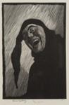 The Jester; Lionel Lindsay (b.1874, d.1961); 1923; 2016.123
