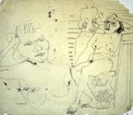 Nude; Charles Blackman (Australian, b.1928, d.2018); 2008.011