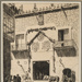 Casa Del Cordon, Burgos Spain (The Constables house...); Lionel Lindsay (b.1874, d.1961); 1928; 2016.66