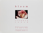 Bloom, from the portfolio Bloom [colophon]; Stephen Roach; 2003; 2019.008.1