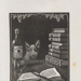 Bookplate of J J Quinn; Lionel Lindsay (b.1874, d.1961); 1940; 2017.379