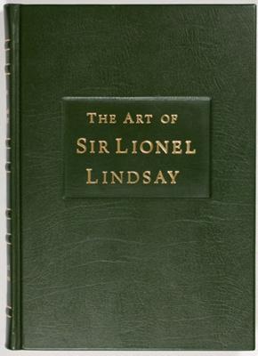 The Art of Lionel Lindsay: Volume 1 Woodcuts; Joanna Mendelssohn (b.1949); 1982; 2016.220