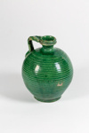 Green urn [Lionel Lindsay still life study object]; Unknown; Unknown; 2017.327