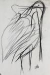 Birds; Charles Blackman (Australian, b.1928, d.2018); Circa 1980; 2012.085