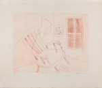 A Child's Room; Charles Blackman (Australian, b.1928, d.2018); 1977; 2008.107