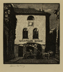 Quelltaler House; Lionel Lindsay (b.1874, d.1961); 1922; 2016.107