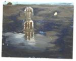 Reflections at Sea; Charles Blackman (Australian, b.1928, d.2018); 2008.059