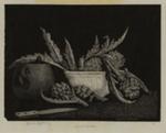 Artichokes; Lionel Lindsay (b.1874, d.1961); 1936; 2016.182