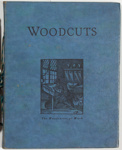 """Woodcut"" by A.G  Stephens, decorated by Roy Davies, with an original by Lionel Lindsay; Roy Davies; A. G. Stephens; Lionel Lindsay (b.1874, d.1961); 1923; 2016.217"