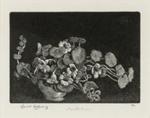 Nasturtiums; Lionel Lindsay (b.1874, d.1961); 1922; 2016.106