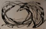 Swirl; Charles Blackman (Australian, b.1928, d.2018); Not Dated; 2012.097.c