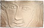 Detail self portrait; Ruth Faerber (Australian, b.1922); 1986; 2015.89
