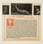 The Herring (STILL LIFE); Lionel Lindsay (b.1874, d.1961); 1922; 2016.114