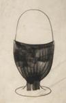 Egg Cup; Charles Blackman (Australian, b.1928, d.2018); Circa 1971; 2008.093