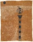 Eagle Glyph: Detail; G.W. Bot (Australian, b.1954); 2014; 2015.63