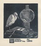 Bookplate of Lionel Lindsay; Lionel Lindsay (b.1874, d.1961); 1933; 2004.089