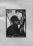 Bookplate of C.F. Wymark. What fellow this?; Lionel Lindsay (b.1874, d.1961); 1924; 2004.088