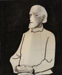 Axel Poignant; Charles Blackman (Australian, b.1928, d.2018); Circa 1978; 2012.057
