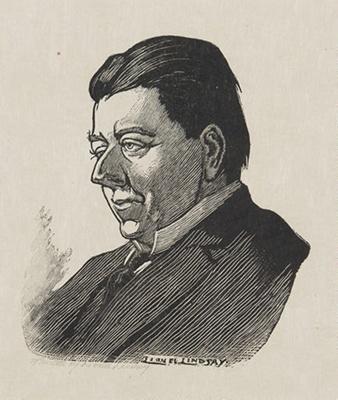 Christopher Brennan; Lionel Lindsay (b.1874, d.1961); 1932; 2016.171