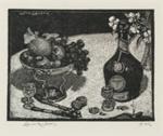 Dessert; Lionel Lindsay (b.1874, d.1961); 1924; 2016.130