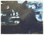 Ship in the Night; Charles Blackman (Australian, b.1928, d.2018); 2008.060