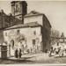 The Parroquia del Sagrario, Malaga (At the Bishop's Palace, Sagrario of the Cathedral, Malaga); Lionel Lindsay (b.1874, d.1961); 1937; 2016.85