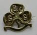 Tenderfoot Badge 1910-14; James Arthur Wylie; 1910-14