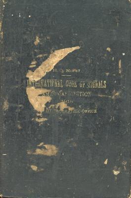 International Code of Signals; 1918; OBF.2003.6