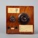 Radio, Hiker's One Space Charge; Walkingman Wireless Works; 1936; Unknown