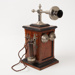 Telephone, Magneto Turret Desk; Western Electric; 1893; Unknown