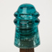 Insulator, Glass; Hemingray Glass Manufacturing Company; 1890-1940; Unknown number
