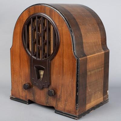 Radio, Phillips 634A; Phillips; 1933; Unknown