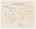 Telegram, Transfer from Awarua to Auckland; Unknown Maker; 20.03.1916; Unknown