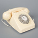 Telephone, New Zealand Post Office Type 101; Unknown Maker; 1960-1970; ZLB.4868.008