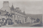 Caledonian Hotel and shops; ULMPH 2000 0054