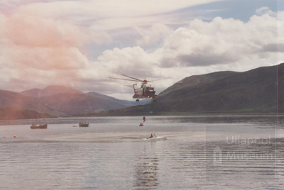 Coastguard helicopter G-BDII; 1988?; ULMPH 2000 0005