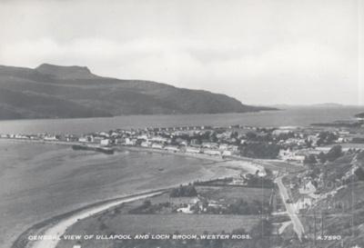 View Ullapool & Loch Broom; ULMPH 2000 0036